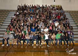 Senior Class Picture is November 13 at 11:00 AM in the Large Gym!