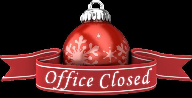 Roosevelt Offices Closed Over Winter Break!