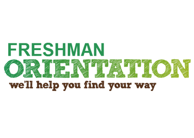 Freshman Orientation Will Be August 1 and 2!  All Freshmen Should Plan to Attend!