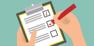 Senior Checklist!