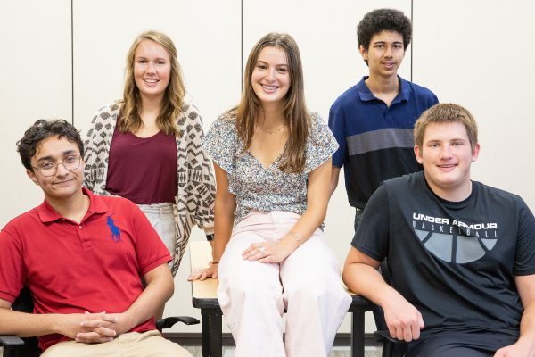 Roosevelt Students Named National Merit Semi-Finalists