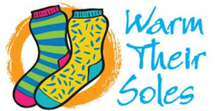 Brother2Brother Sponsors Sock Drive for Homeless Community!