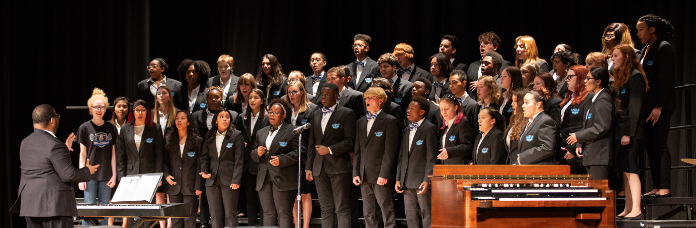Roosvelt High School Choir