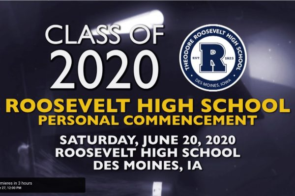View the Video of our Class of 2020 Personal Commencements