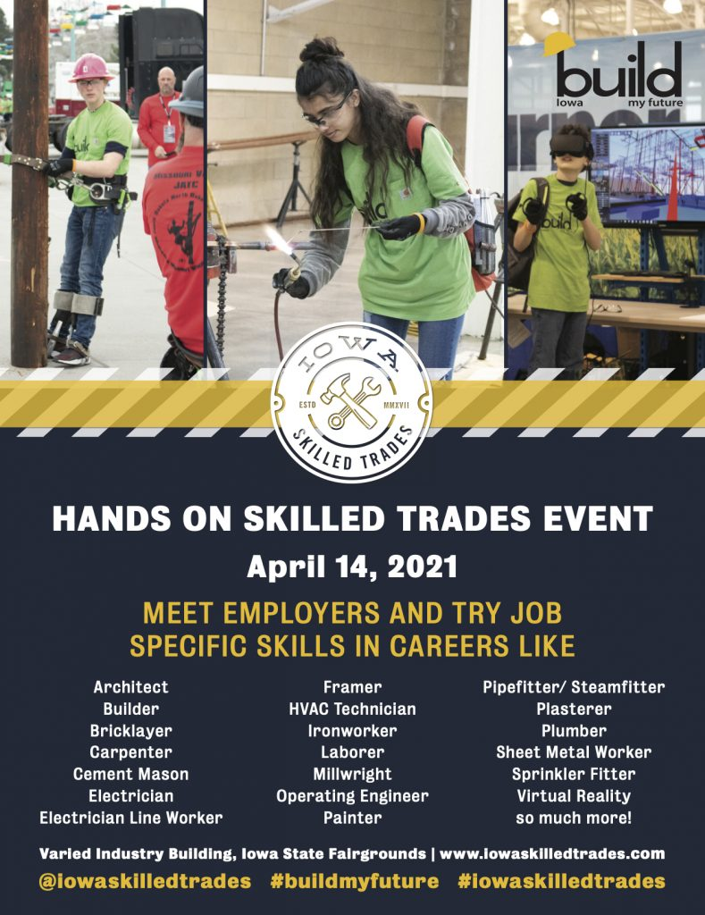 Hands on Trade Show 4 14 21